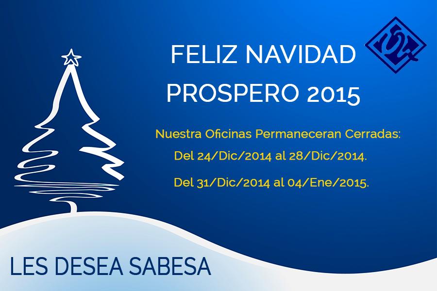 Fiestas Fin de Año 2014 Horarios de Cierre