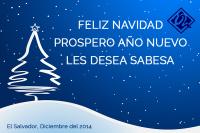 Feliz Navidad y Prospero 2014v